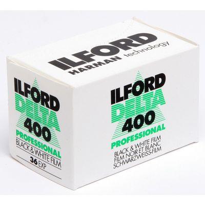 Ilford 400 Delta 135/36