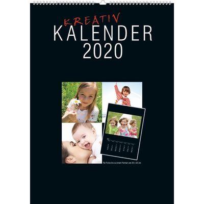 Kalender 2020 bis 20x30 Fotos