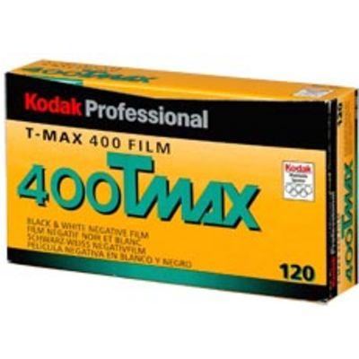 Kodak T-MAX 400 Prof.120 5er-Pack