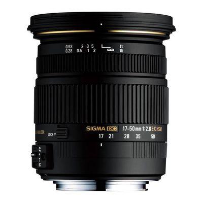 Sigma AF 17-50mm f/2,8 EX DC OS HSM Canon EF-S