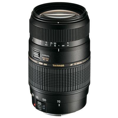 Tamron AF 70-300mm f/4,0-5,6 Di LD Mac. Nikon FX