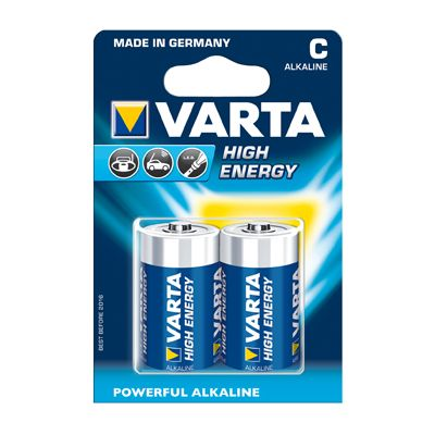 Varta High Energy C Baby 2er-Pack