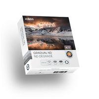 Zum Vergrößern hier klicken. Artikel: Cokin Grauverlaufsfilter-Set H3H0-25 Gradual ND Kit P