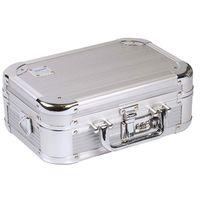 Zum Vergrößern hier klicken. Artikel: Dörr Aluminium Koffer Silver 30
