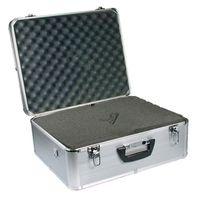 Dörr Aluminium Koffer Silver 50