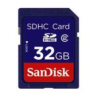 Zum Vergrößern hier klicken. Artikel: SanDisk SDHC-Card 32 GB
