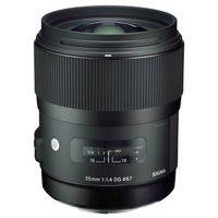 Zum Vergrößern hier klicken. Artikel: Sigma AF 1,4/35 DG HSM A Canon EF