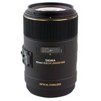 Zum Vergrößern hier klicken. Artikel: Sigma AF 105mm f/2,8 EX DG OS HSM Makro Nikon FX