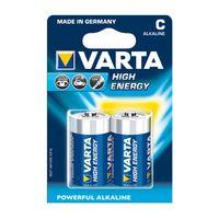 Zum Vergrößern hier klicken. Artikel: Varta High Energy C Baby 2er-Pack